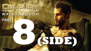 In this section of the walkthrough we complete the Motherly Ties Side Quest in this video Be sure to check out IGNs new Deus Ex channel