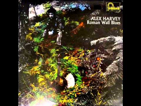 The Sensational Alex Harvey Band - Hello LA Bye Bye Birmingham.wmv