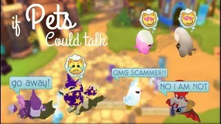 If Pets Could Talk | Animal Jam - Play Wild Skit