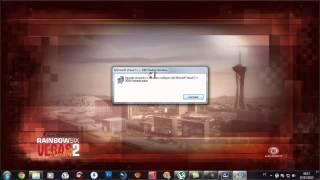 Baixar E Instalar Rainbow Six Vegas 2 PC (HD)