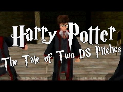 Harry Potter : Two Unseen DS Prototypes