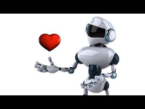 Image result for robots that love