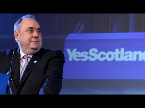 The Monarchy: Scottish Yes campaign lead in polls and debates (Sept 8th 2014)