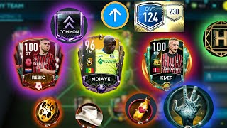 I got Ndiaye! Insane icons 124 OVR team upgrade, lucky golden week & horror packs! FIFA Mobile 20!!!