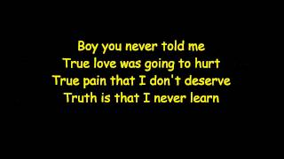 Ella Henderson - Ghost Lyrics