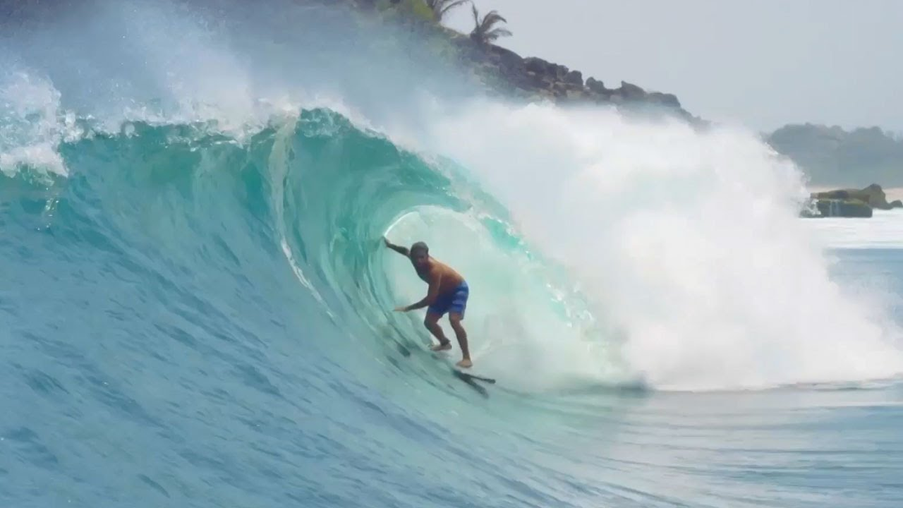 Scoring Perfect Barrels Somewhere in Java | Filmers @ Large