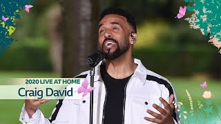 Craig David - Heartline (Radio 2 Live At Home)