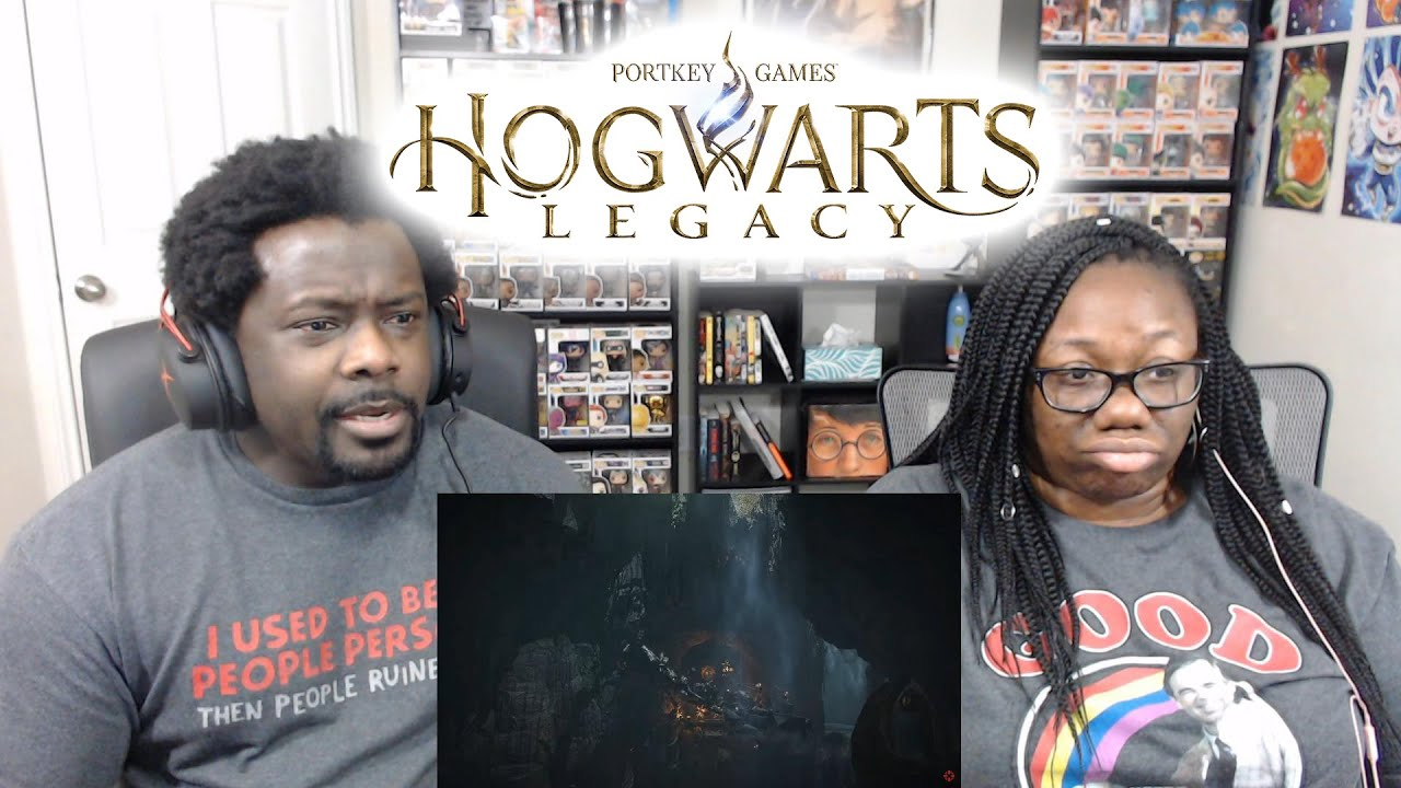 Download Hogwarts Legacy - Official Reveal Trailer | PS5 Showcase {REACTION!!}