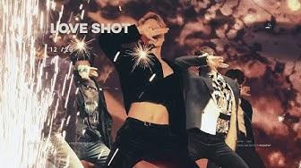 181220 0 X FESTA with EXO - Love Shot KAI (3 Angles Mixed)