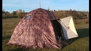 универсальные палатки Берег(Универсальные палатки берег идеально подходят для рыбалки и охоты в любое время года и в любую погоду! Подр..., 2015-11-11T14:42:14.000Z)