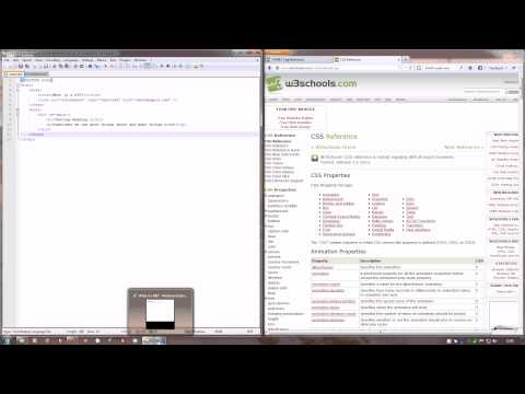 HTML And CSS 15 - HMTL5 And CSS3