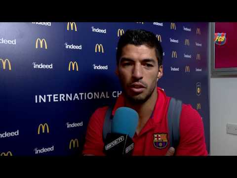 "Luis Suárez: ""I have always felt the affection that the Liverpool fans feel for me"""