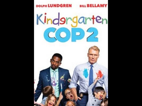 Kindergarten Cop 2 HD  comedia espana