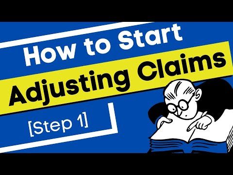 #39| 📂STEP 1: How To Become A Claims Adjuster (This 16 Minutes Could Change Your Life) 📂