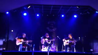 Dance Of Death (Iron Maiden) Acoustic - Master Guitar Tour 2014