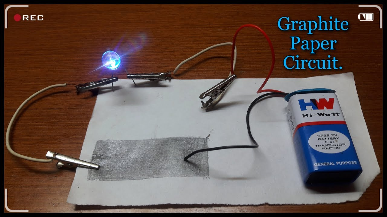 We Make Electricity By Creating An Electric Circuit In The