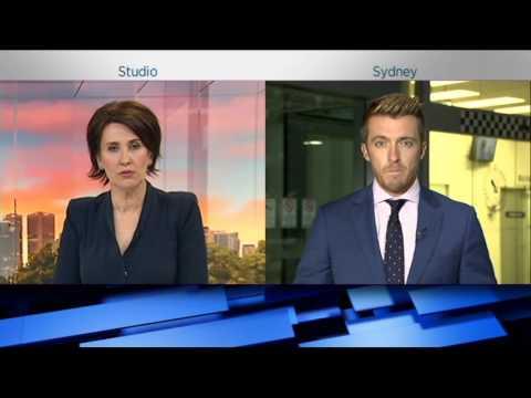 "Mark Reddie ABC News Breakfast ""Terror Arrests"""