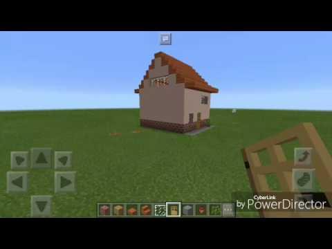 Como Hacer La Casa De Pvz En Minecraft Youtube