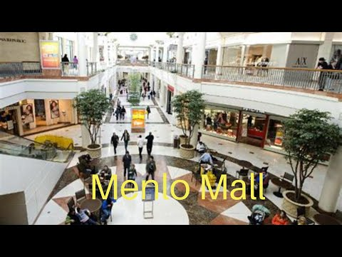Vlog at the Menlo Park Mall with Zander