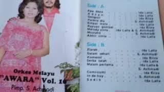 Melody Cinta - Ida laila & S Achmadi, OM Awara vol 10