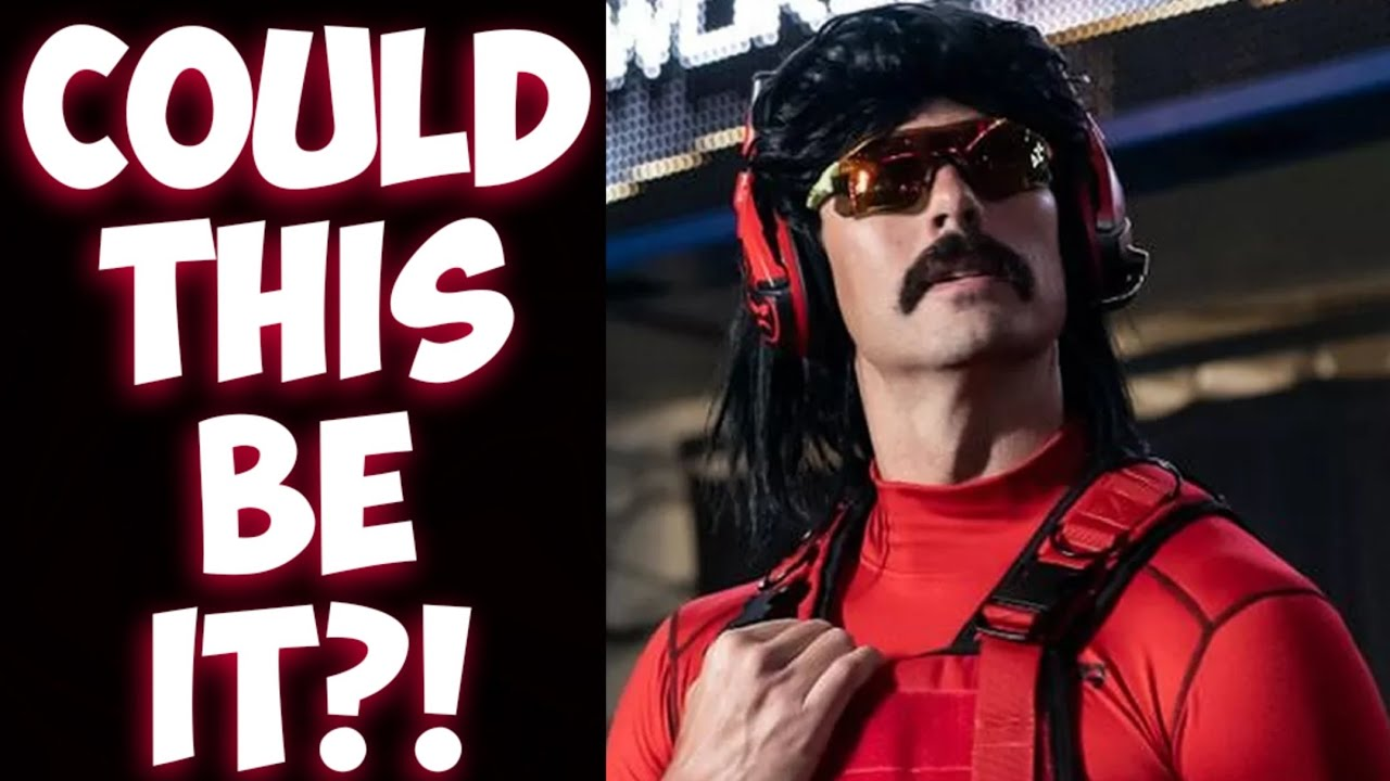 New theory on Dr Disrespect ban! Could this be why he was banned from Twitch?!