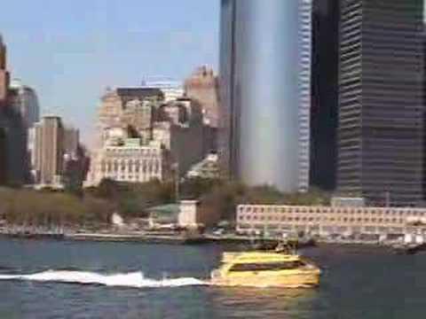 Boats of New York Harbor, NYC