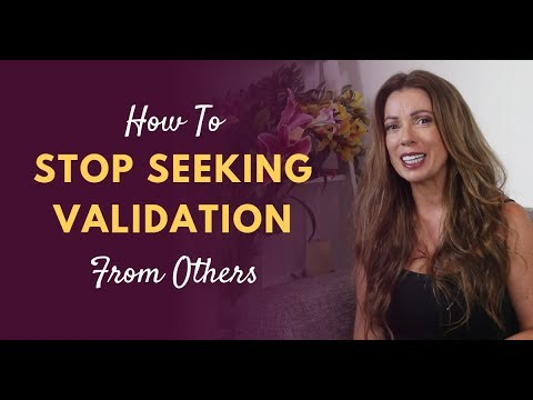 How To Stop Seeking Validation From Others