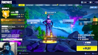 Fortnite Pro Player // Top 7 Pakistan // 820+ wins // Cash/XBOX/STEAM/PS4 GIVEAWAY