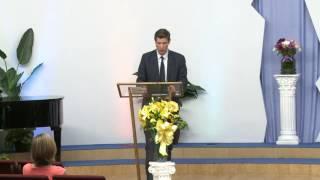 """""""Puneți-mi deoparte oameni plin de Duh Sfânt și înțelepciune"""" - Pastor Valentin Dănăiață"""