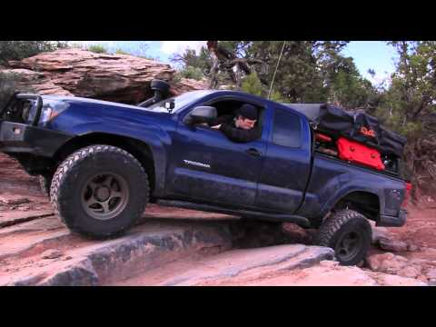 Cooper Tire Testing