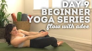 DAY 9/30 Beginner Yoga Series | Core Strength & Stability