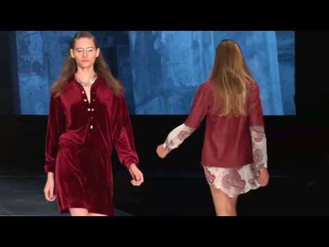 Renuar FW1314 Fashionshow (full monitor cam)