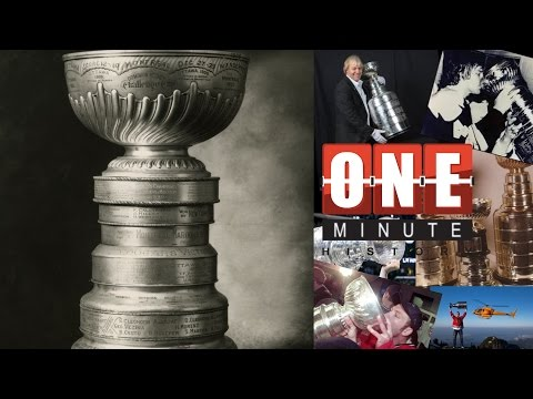 Stanley Cup - The Story of Lord Stanley's Mug - One Minute History