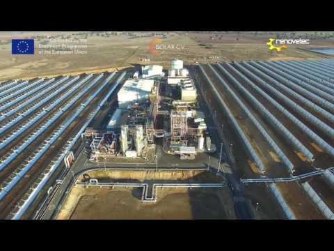 UNIT 2.2 HELIO ENERGY PARABOLIC TROUGH CSP PLANT WITHOUT THERMAL STORAGE