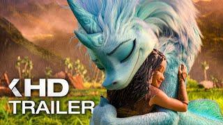 Raya and the last dragon trailer 2 (2021)