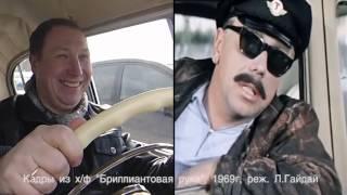 АвтоNEWS 8.05.15 легко ли управлять автомобилем ВОЛГА ГАЗ-21?