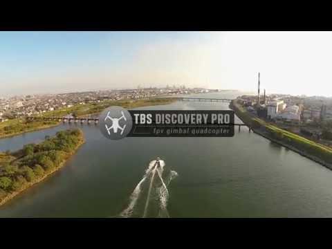 TBS Discovery PRO Wake in Kakogawa