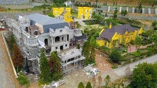 Sai phạm xẻ đất rừng Sóc Sơn: Không tìm được chủ các tòa lâu đài, biệt thự?