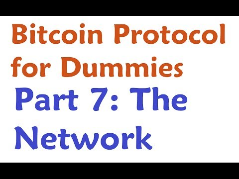 Bitcoin Protocol Tutorial #7: The Network