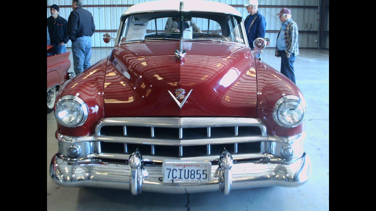 1949 cadillac series 62 four door sedan red for 1949 cadillac 4 door sedan