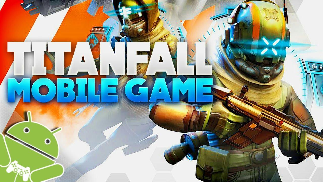 Descarga Titanfall Frontline Para Android Apk Juego Epico Youtube