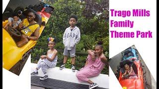 FAMILY THEME PARK REVIEW   TRAGO MILLS NEWTON ABBOT, DEVON- HIT OR MISS????   TheOliFamily