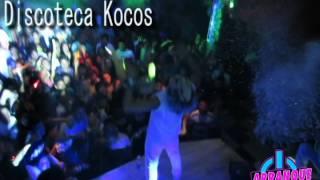 Presentacion de DJ BLEND PERU  Discoteca kocos pucallpa