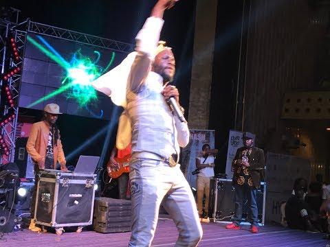 #LivePerfomance Winky D Perfoms During Jah Prayzah's Kutonga Kwaro Album Launch