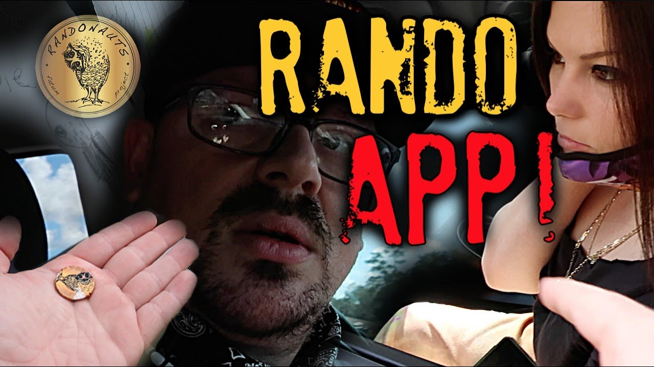 (WARNING) RANDONAUTICA APP IS REAL - Do NOT Play Alone WE FOUND SCARY THINGS!