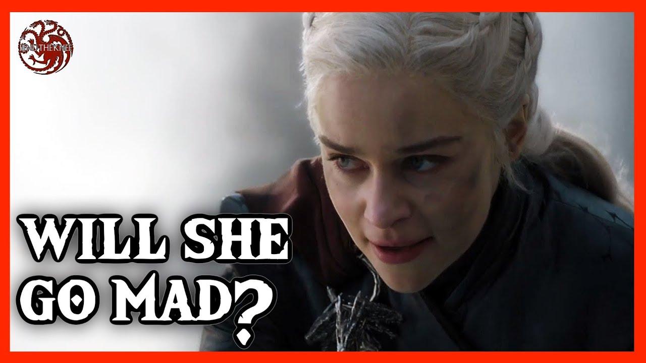 Will Daenerys Targaryen burn down King's Landing in Winds of Winter?