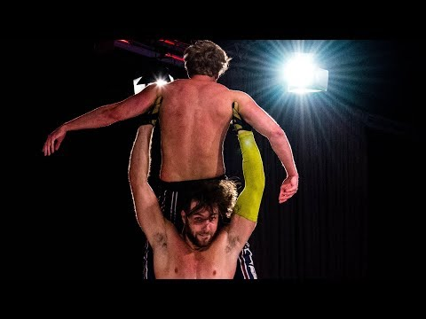 Angelico vs. Flash Morgan Webster (Pro Wrestling World Cup Rest Of World - 2nd Round)