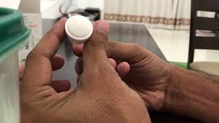 How to use Medacin T Topical Solution