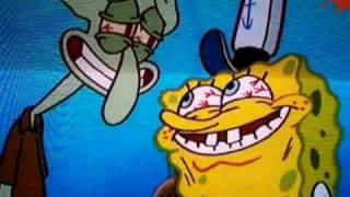 Arabic-dubbed Spongebob XD; أطلق عليها اسم اللغة العربية Spongebob XD