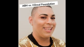 Side-by-Side Drugstore Dupe: Anastasia Beverly Hills vs. L'Oreal